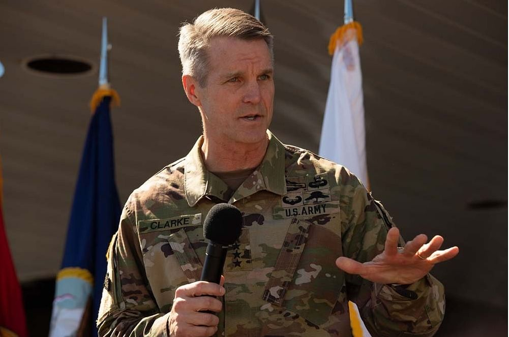 US Special Ops Command leadership visits India