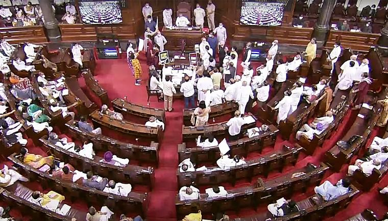 Parliament monsoon session: Govt to introduce two Bills in Rajya Sabha as Opposition presses for its demands