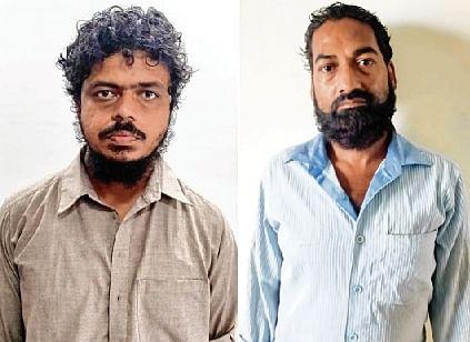 Qaeda suspects Maseeruddin aka Mushir and Minhaj Ahmed