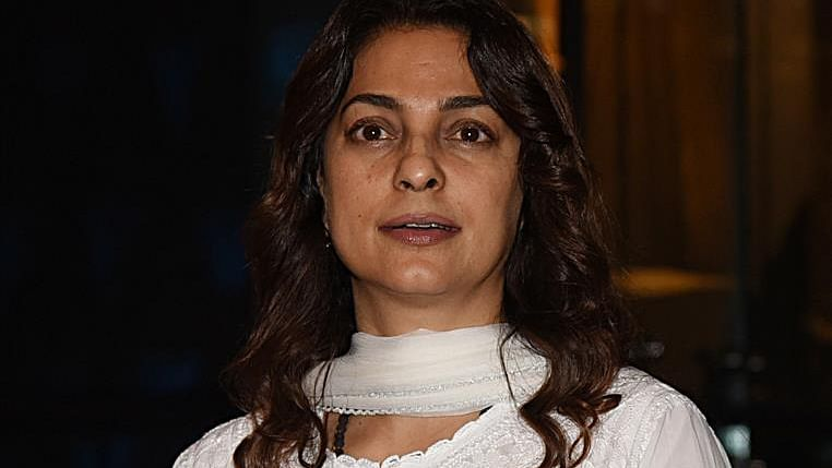 'Shocked' Delhi HC gives Juhi Chawla a week more to deposit Rs 20 lakh for challenging 5G roll out