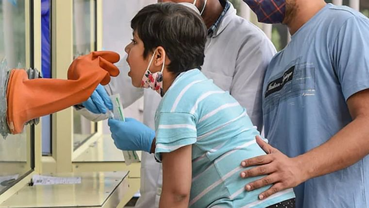 Clinical trial for COVID-19 vaccines for children on verge of completion: Centre to Delhi HC