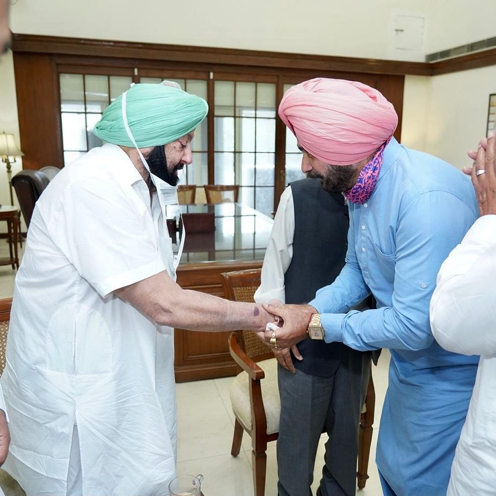 All key issues in advanced stage of resolution: Punjab CM Amarinder Singh to newly-constituted state Congress team
