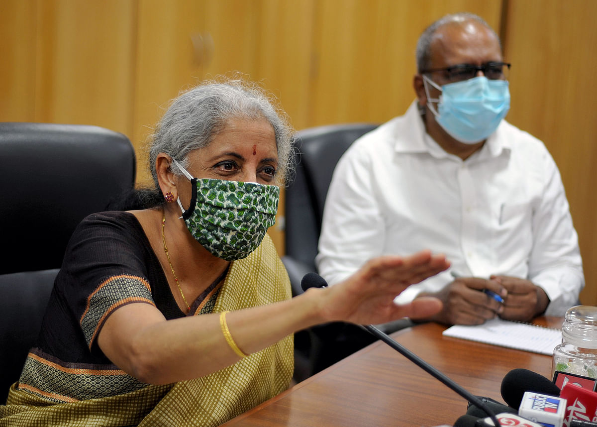 Nirmala Sitharaman assured to release state's share of funds, pending GST compensation: Karnataka Home Minister Basavaraj Bommai