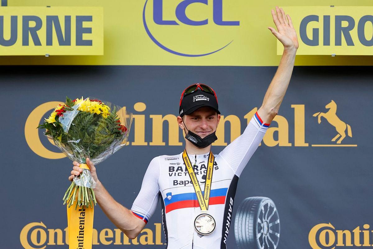 Slovenia national champion Matej Mohoric