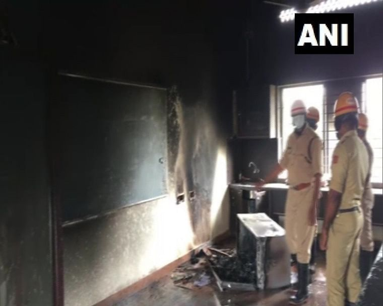 Karnataka: Fire breaks out at college in Mangaluru on day one of SSLC exam; no casualties reported