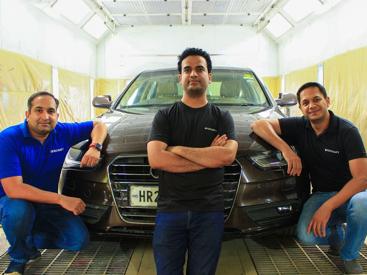 Startup Fixcraft raises $1 mn in pre-Series A round