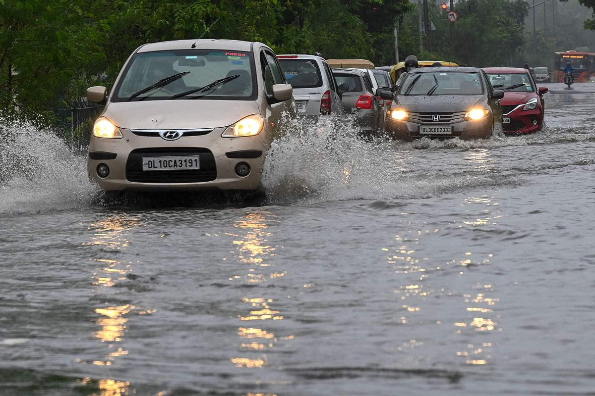 Watch Video: Cars submerged as incessant rain wreaks havoc in Ranchi