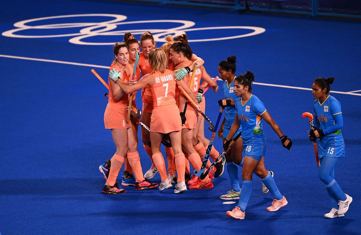Hockey at Tokyo Olympics: India women lose 1-5 to Netherlands in opener