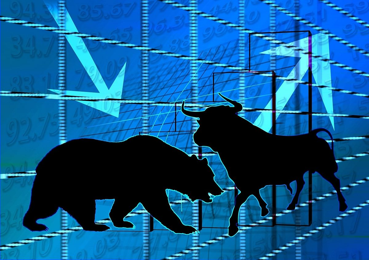 During the last week, the 30-share BSE benchmark declined 98.48 points or 0.18 per cent.