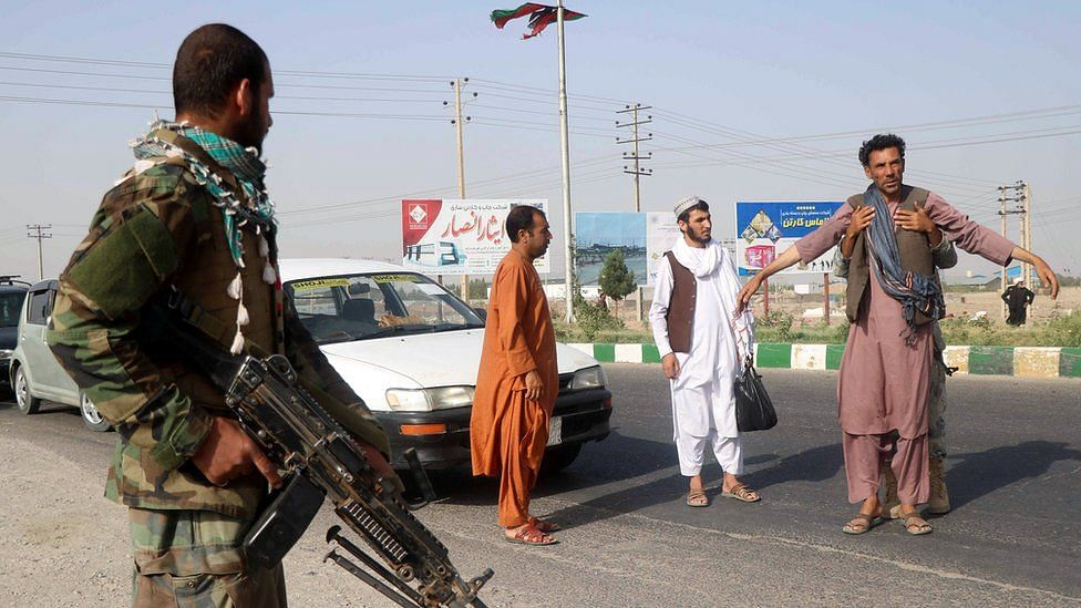 Taliban militants capture major Afghanistan cities, claim control over 85% of country's territory