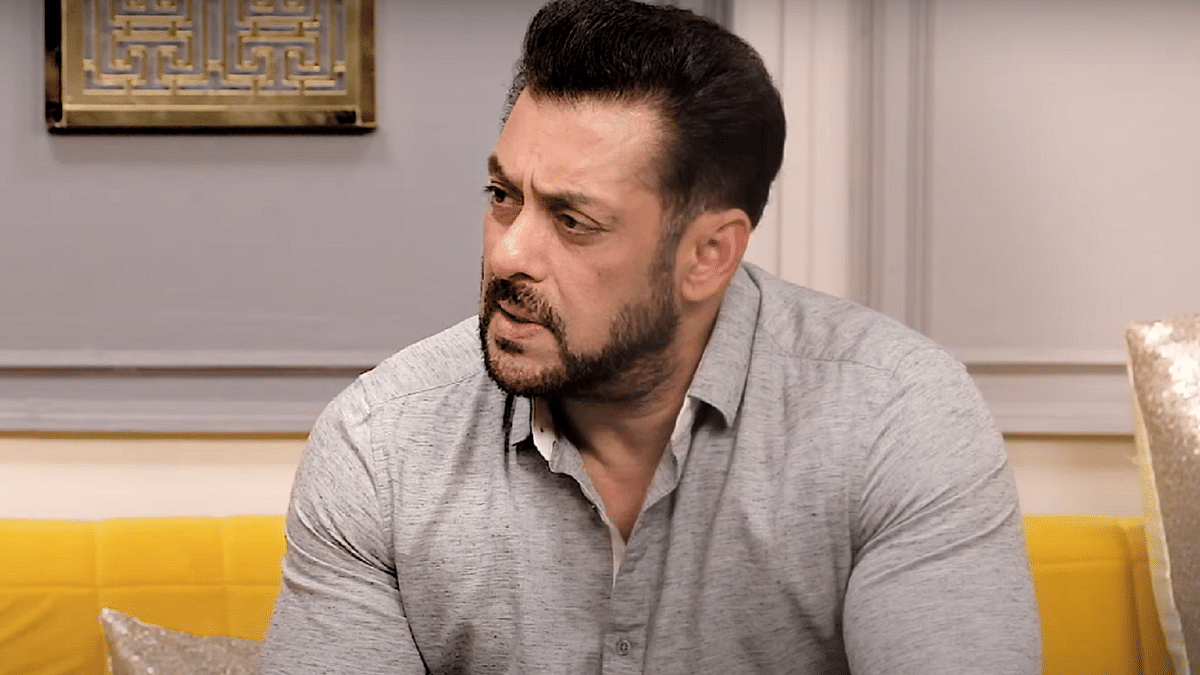 'Badey hi well-informed hai': Salman Khan responds to troll who claimed he has a wife, 17-year-old daughter in Dubai