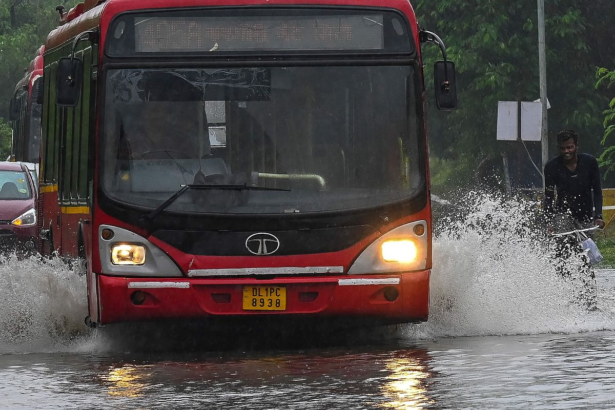 Mumbai: State buses turn the wheel, look at LNG