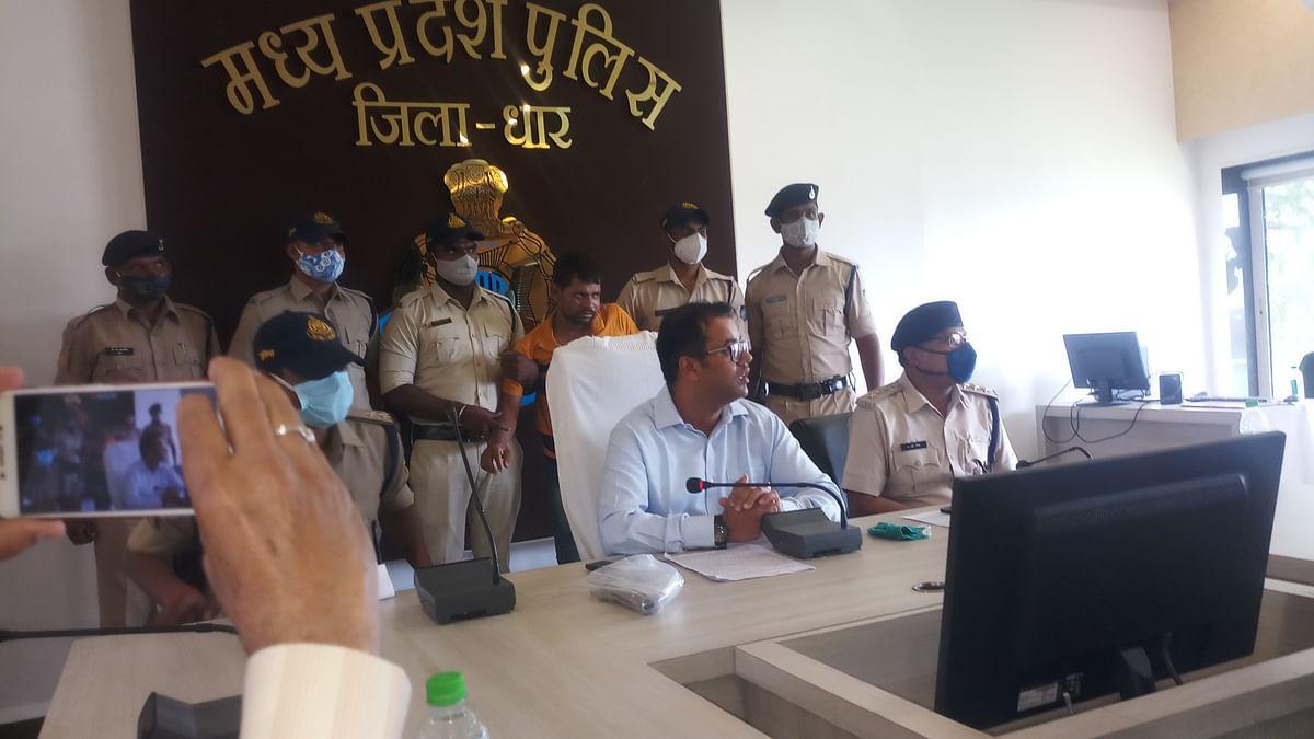 Bhuru Sarpanch, chief of Jamda-Bhutiya gang, carried reward of Rs 60,000 on his head