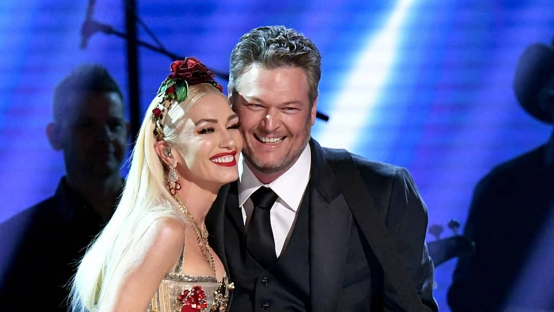 Blake Shelton, Gwen Stefani get hitched in intimate wedding ceremony eight months after getting engaged