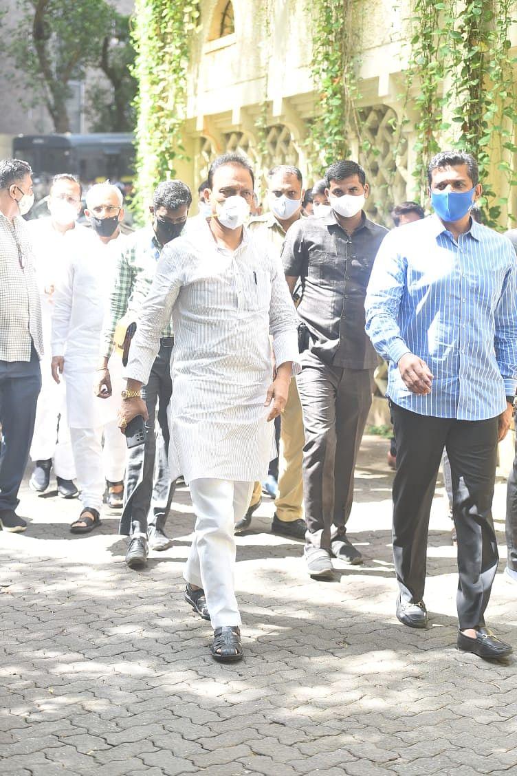 Mumbai Congress chief Bhai Jagtap