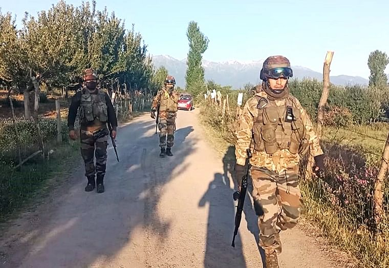 5 terrorists killed by security forces in Jammu and Kashmir in last 24 hours