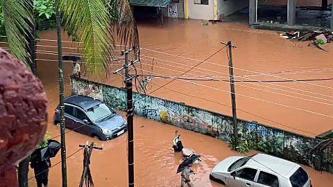 Maharashtra Rain Fury: Floods, landslides create havoc in Ratnagiri, Raigad, Satara; 47 villages cut-off in Kolhapur - Click here for latest district wise updates