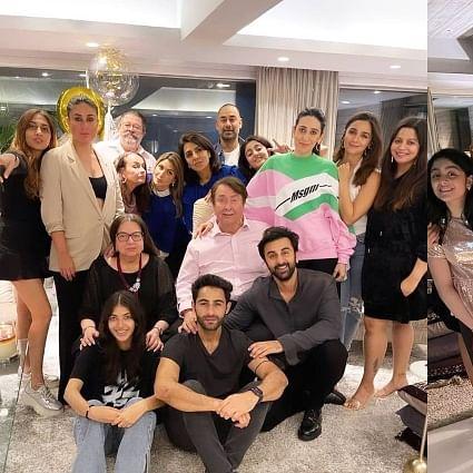 'Have some shame': Kapoor family slammed for celebrating Neetu's birthday hours after Dilip Kumar's demise