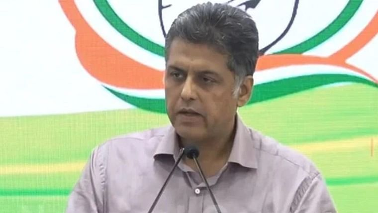 Pegasus row: Congress MP Manish Tewari moves adjournment motion in Lok Sabha