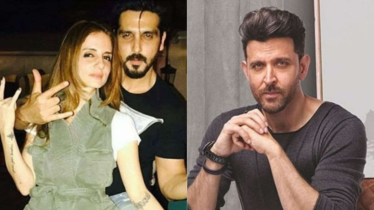 Sussanne Khan shares special birthday post for brother Zayed; ex-husband Hrithik Roshan drops THIS comment