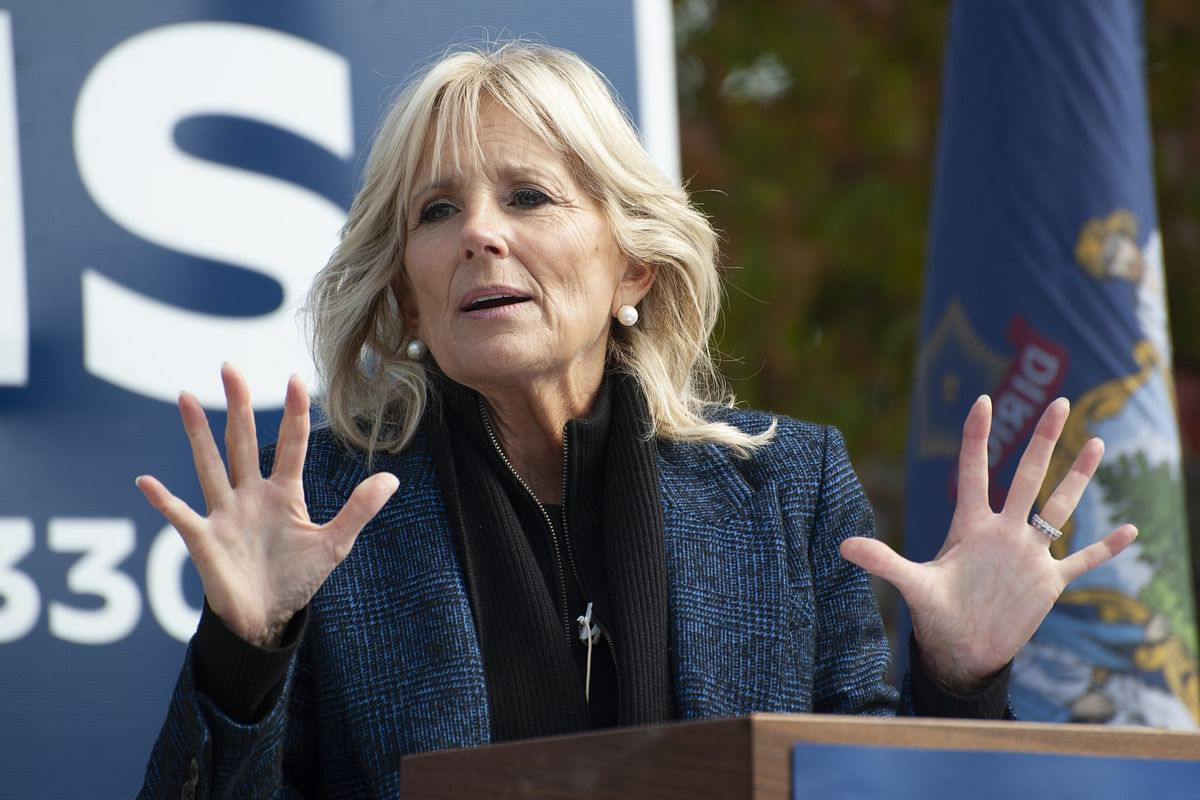 US First lady Jill Biden to visit Japan for Olympics 2021