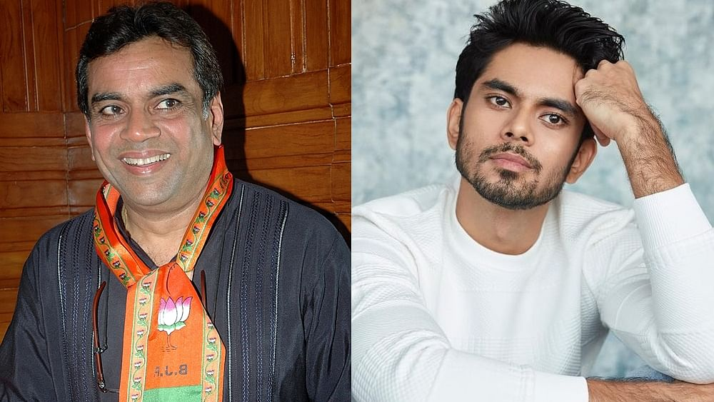 Paresh Rawal reveals he couldn't launch his son Aditya because he didn't have that kind of money