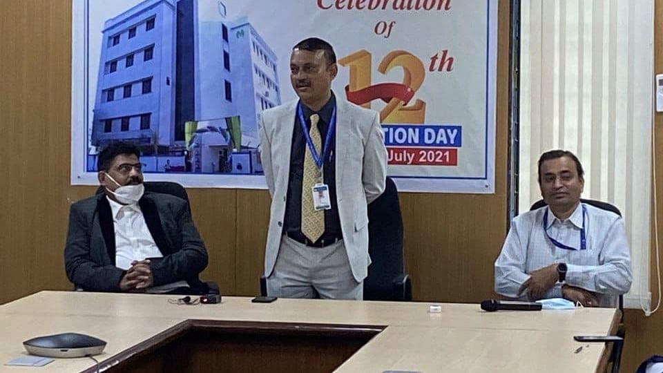 Maharashtra Gramin Bank celebrates its 12th anniversary
