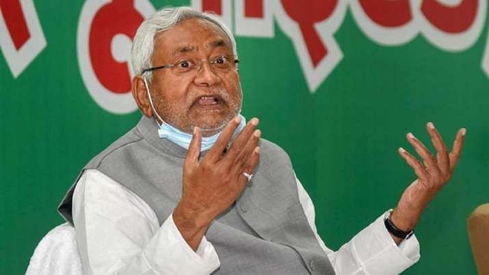 Bihar: Youth with black fungus symptoms at CM Nitish Kumar's 'Janata Darbar' causes panic