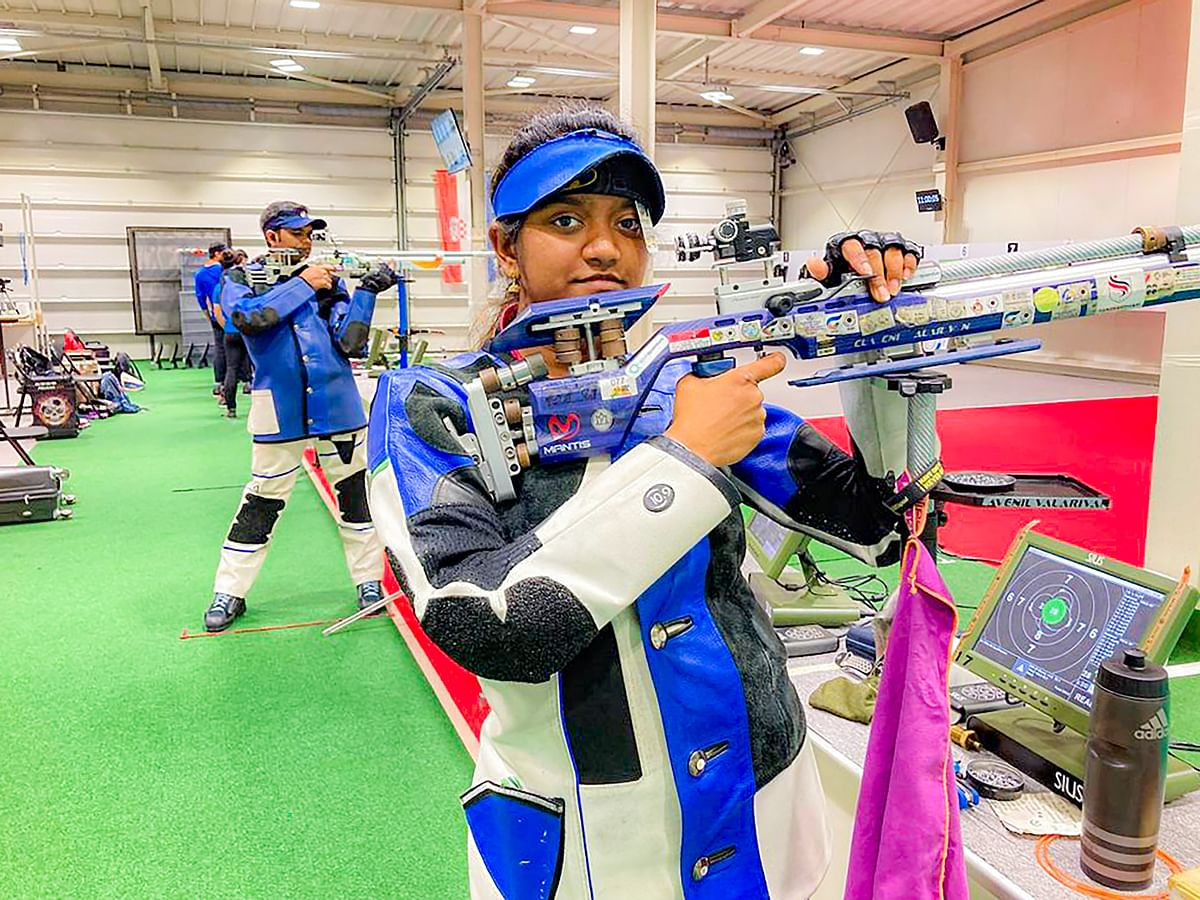 Tokyo Olympics Shooting: India's Apurvi Chandela, Elavenil Valarivan fail to qualify for 10m air rifle final