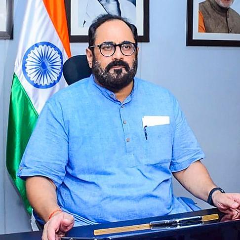 Twitter has not designated nodal contact person, matter is sub-judice: MoS IT Rajeev Chandrasekhar