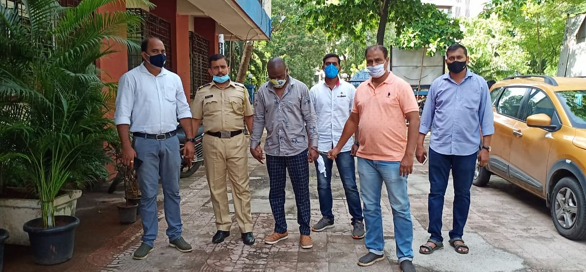 Mumbai: Nigerian national arrested for possessing Rs 1L drugs in Juhu