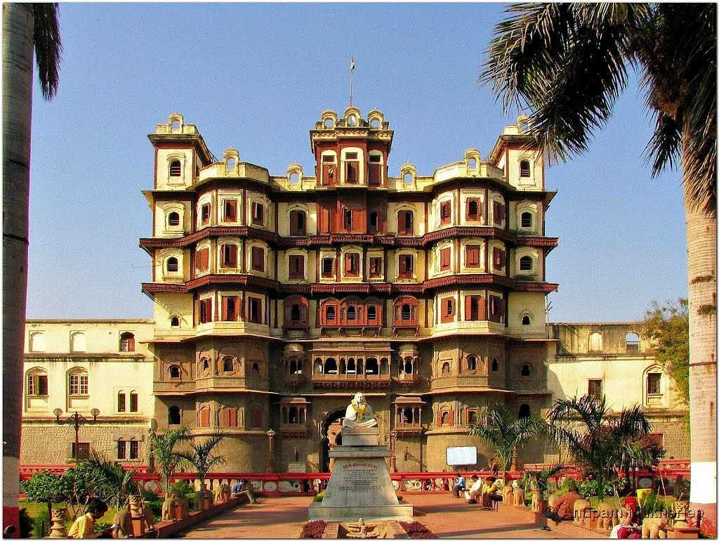 Indore: Rajwada work to be completed by December, Gopal Temple by November