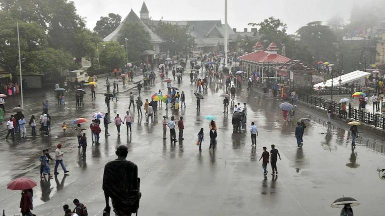 IMD forecasts extremely heavy rainfall over Himachal Pradesh, Uttarakhand till July 30