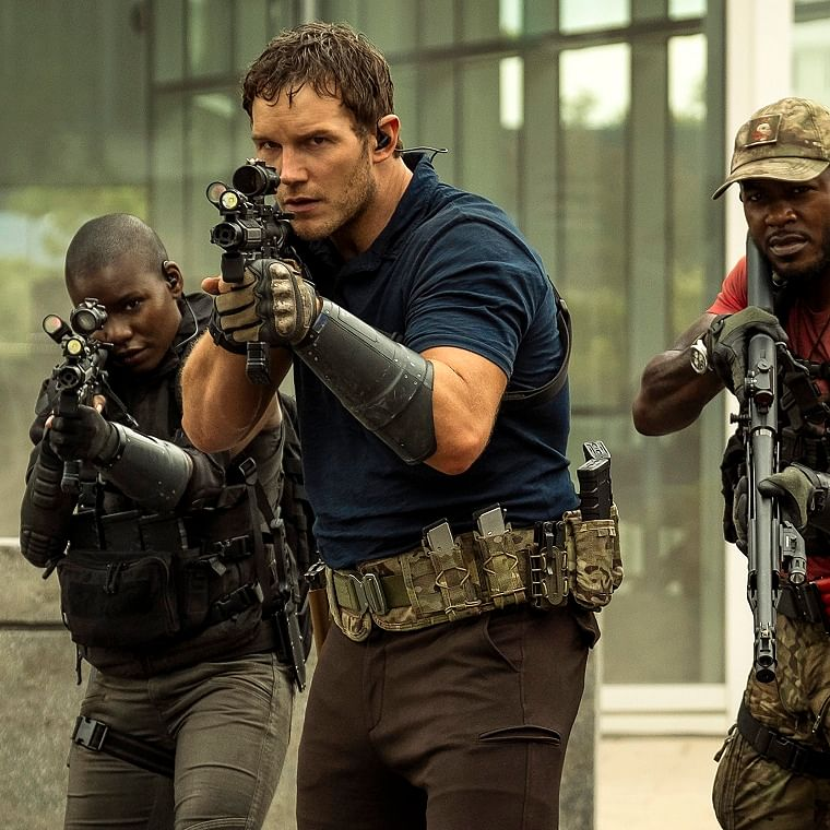 The Tomorrow War review: A paltry plot kills this Chris Pratt actioner