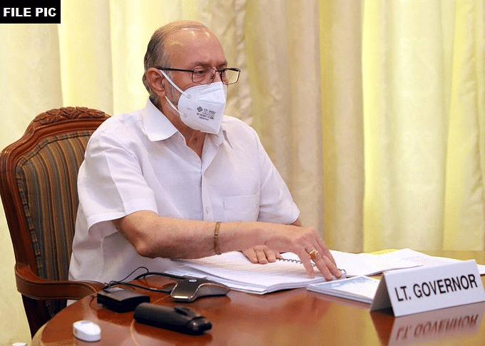 Delhi: Lt Governor Anil Baijal calls Dy CM Manish Sisodia's allegations as 'devoid of merit'
