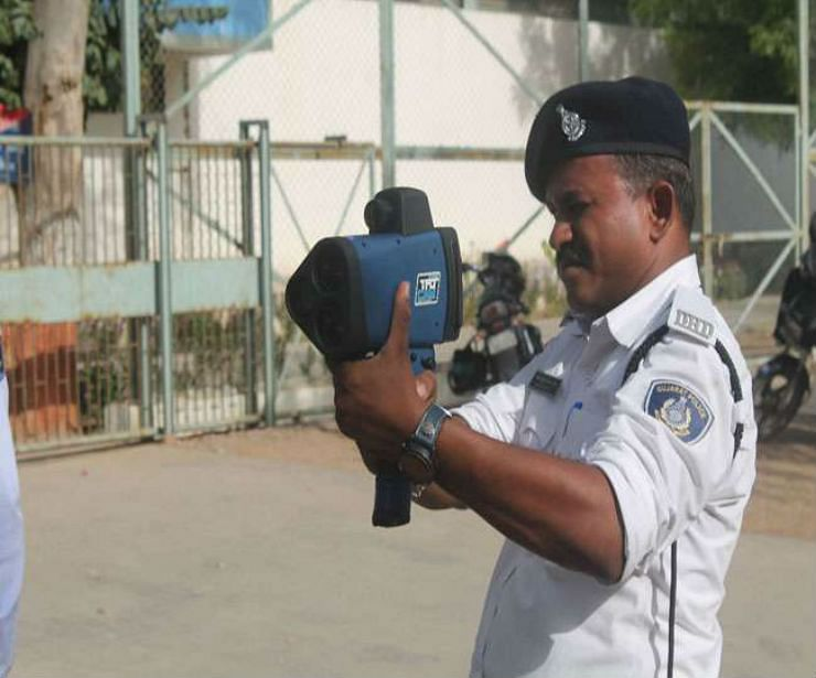 Bhopal: Speed laser guns in safekeeping as vehicles vroom on city roads