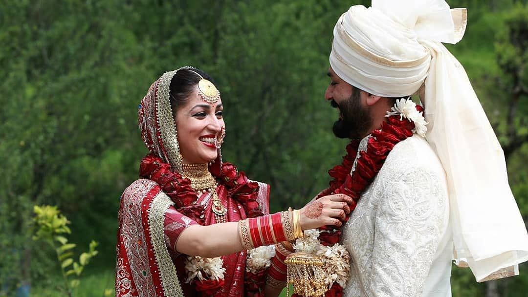 'It started during the promotions of Uri': Yami Gautam opens up on her love story with Aditya Dhar