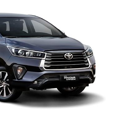 Toyota Kirloskar Motor to hike Innova Crysta prices by 2% from August