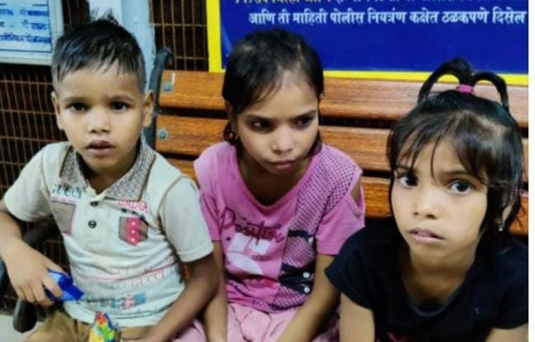 Mumbai: RAK Marg police reunites three children with their families who lost their way home