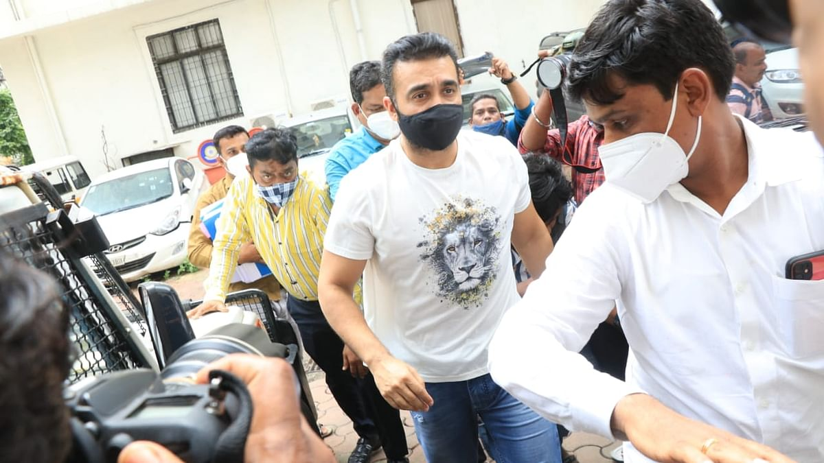 Raj Kundra paid Rs 25 lakh bribe to avoid arrest in porn films case: Report