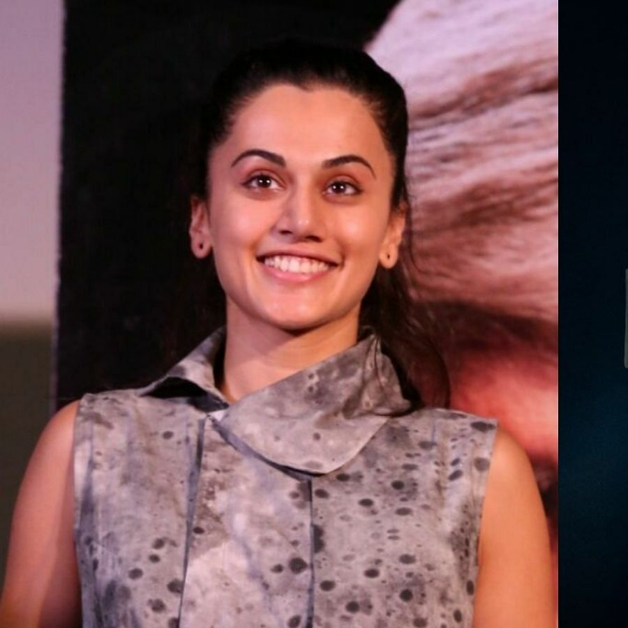 Taapsee Pannu announces first project 'Blurr' of her production house; Ajay Bahl to helm the thriller