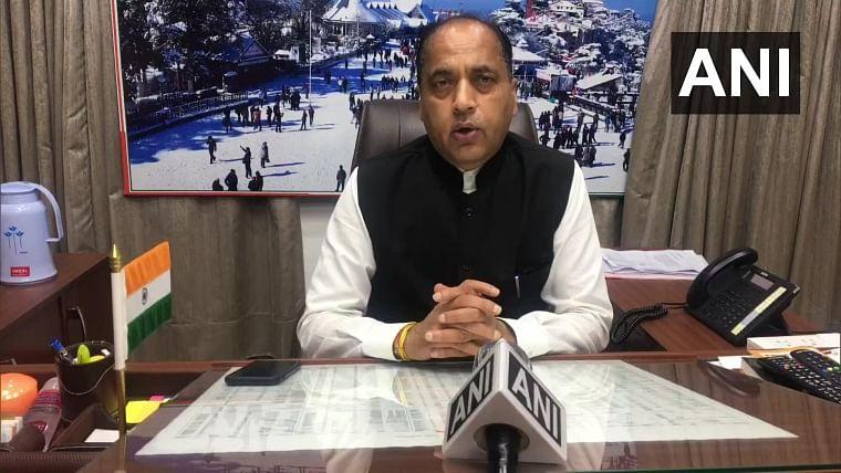 Kinnaur landslide: Himachal Pradesh CM Jairam Thakur announces Rs 4 lakh ex-gratia to kin of those who lost lives in accident