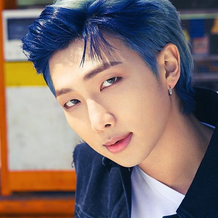 K-pop boy band BTS' rapper RM's carrot pouch costs a whopping Rs 1 lakh!