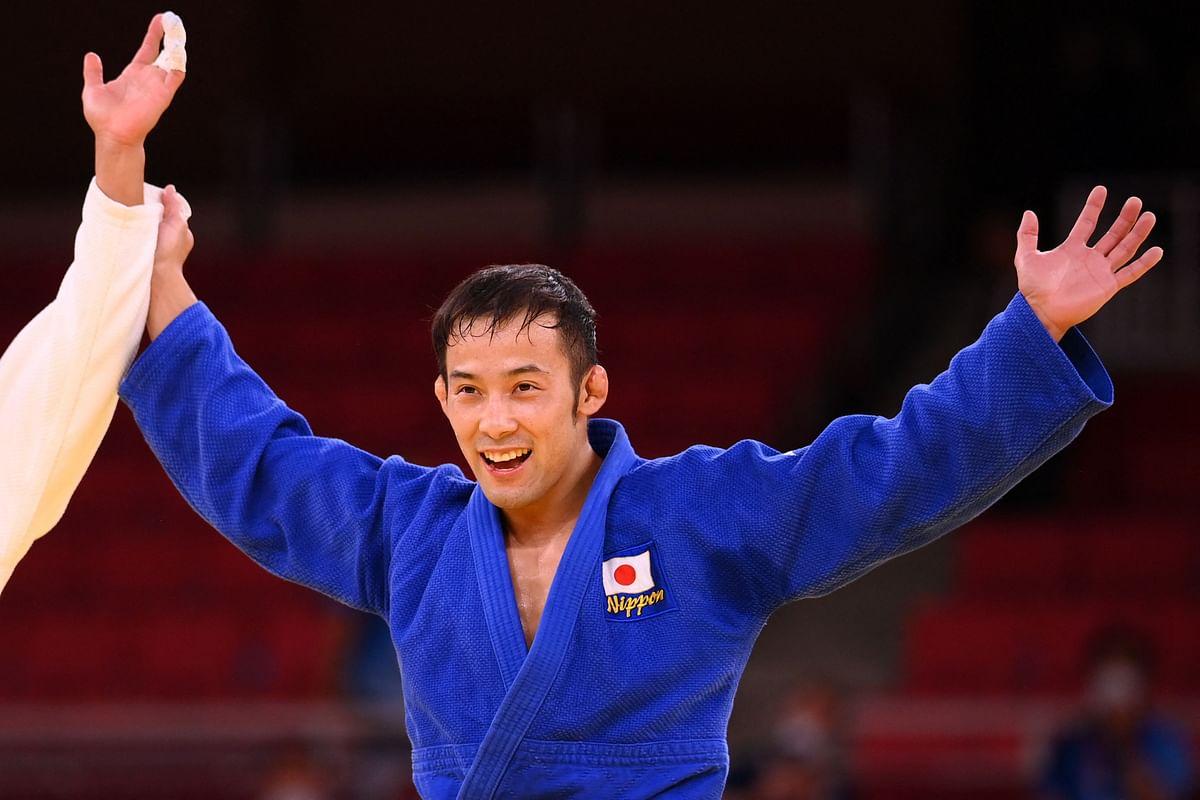 Judo at Tokyo Olympics: Japan bags first gold medal as Naohisa Takato beats Taiwan's Yang Yung-wei