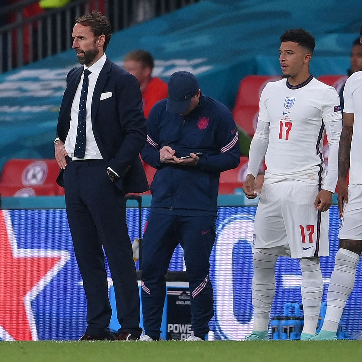 'We're disgusted': English football body slams 'racist' trolls amid online furore over missed penalties in Euro 2020 final