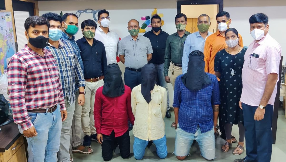 Thane: Nepali charas worth Rs 37 lakh seized; police arrest three persons