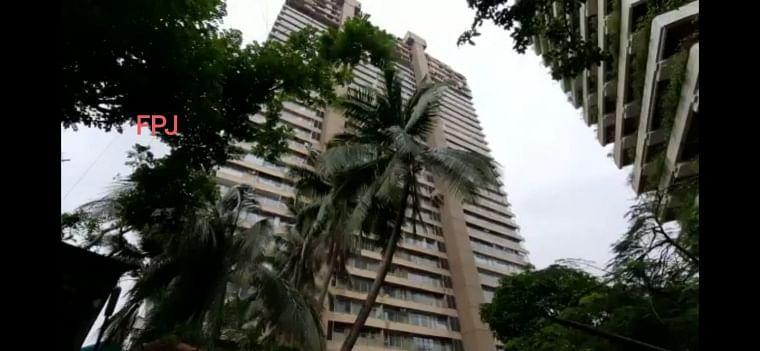 COVID-19 in Mumbai: BMC seals Suniel Shetty's building as residents test positive, says actor and his family safe