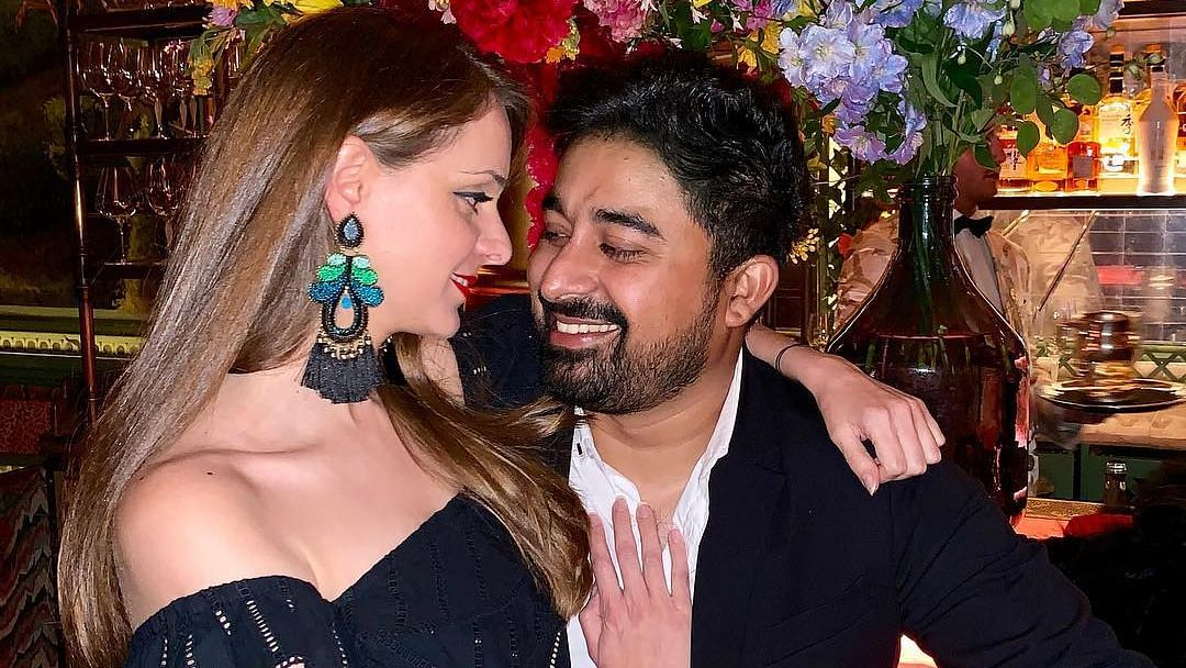 Rannvijay Singha and wife Prianka blessed with a baby boy; Neha Dhupia, Gauahar Khan, and others congratulate