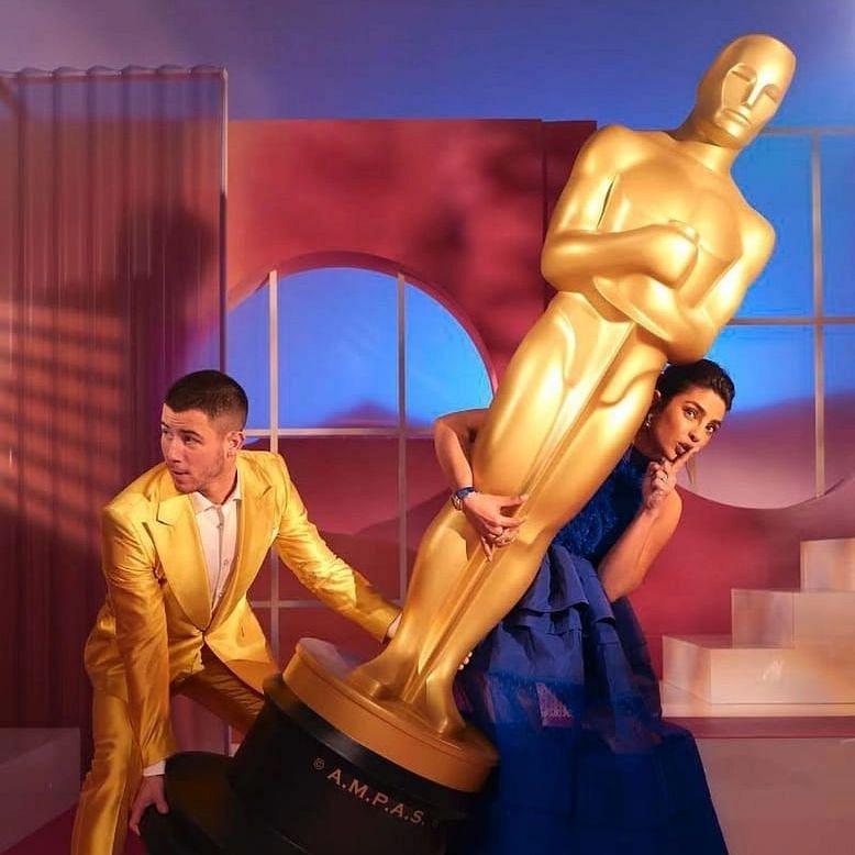 Partners in Crime: Nick Jonas and Priyanka Chopra Jonas