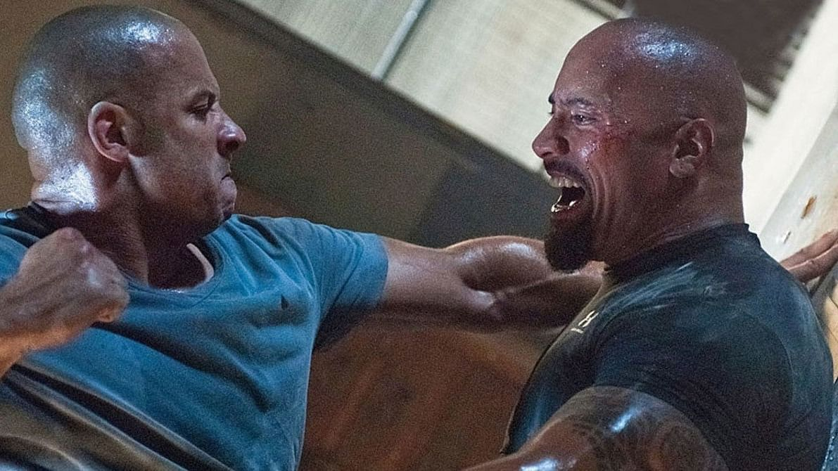 Dwayne Johnson confirms he won't be part of any more 'Fast & Furious' movies amid Vin Diesel feud